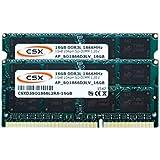 'compustocx (CSX, Kit RAM) 32GB (2x 16GB) DDR3–1866MHz PC3L de 14900pour Apple iMac 27écran Retina 5K (10/2015) 4.0GHz Quad-Core Intel Core i7, 3,3GHz Quad-Core Intel Core i5mk482d/A, 3.2GHz Quad-Core Intel Core i5mk462d/A