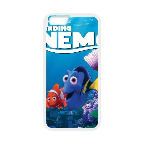 iphone6 4.7 inch White phone case Disney Cartoon Comic Series Finding Nemo QBC3068745