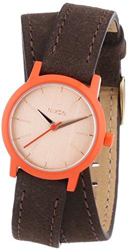 nixon-a4031655-00-montre-femme-quartz-analogique-bracelet-cuir-marron