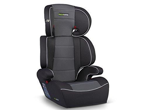Kinderautositz Körpergewicht von 15-36 kg 2-3 Gruppe Ricokids Sandro grau