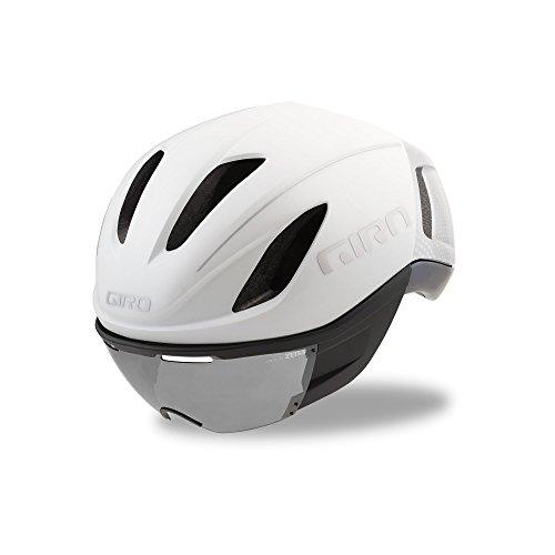 Giro Vanquish MIPS Fahrradhelm, mat White/Silver, M