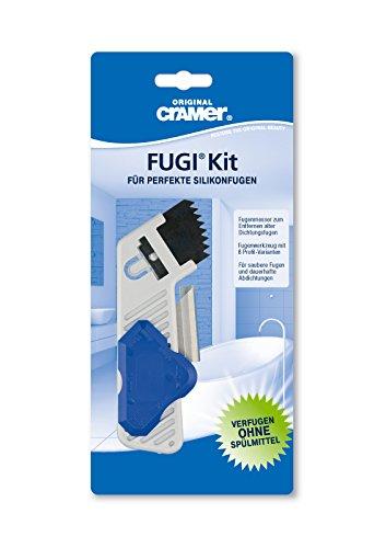 Cramer Fugenmesser und Fugenwerkzeug FUGI Kit, mit 8 Profilvarianten, 40402