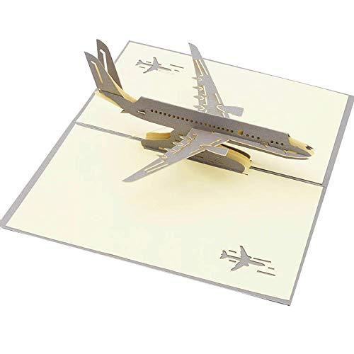 Tarjeta de felicitación 3D Pop Up, regalo de Forever Friends, tarjeta de bendición, tarjeta de cumpleaños, tarjeta de felicitación