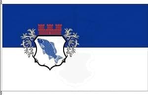 Bannerflagge Nauen - 150 x 400cm - Flagge und Banner