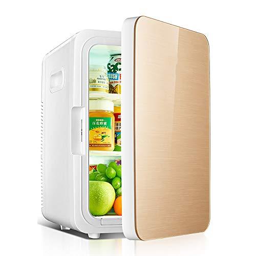 QJJML Mini Refrigerador Coche/Refrigerador 18L / Calentador