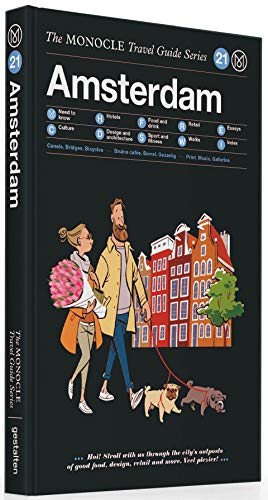 Monocle travel guide Amsterdam (Monocle Travel Guide Series)