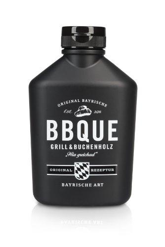 """BBQUE Bayrische Barbecue Sauce """"Grill & Buchenholz"""" 472g"""