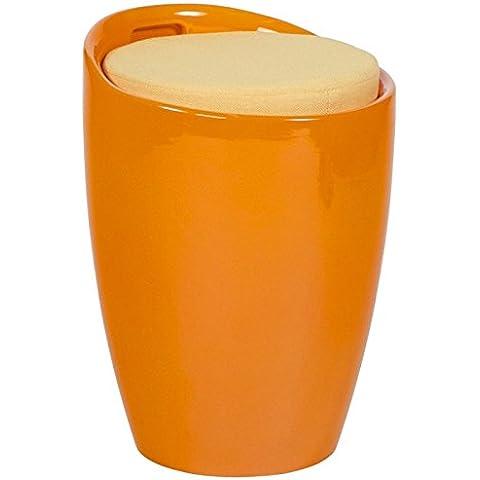 Tronco sgabello ABS YONNE (materiale plastico resistente)