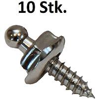 Schraube D= 30mm Persenning Plane Verschluss Tenax Loxx Rohrschelle inkl