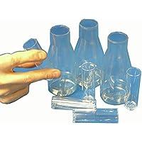 Generic Lab Supplies CMR0204* Drosophila Bottle, 250 mL (Pack of 264)