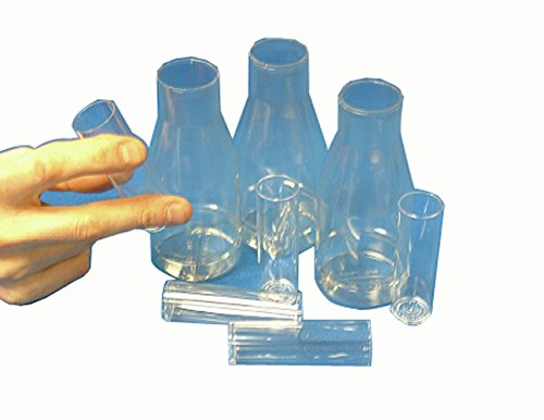 Generic Lab Supplies CMR0204* Drosophila Bottle, 250 mL (Pack of 264)