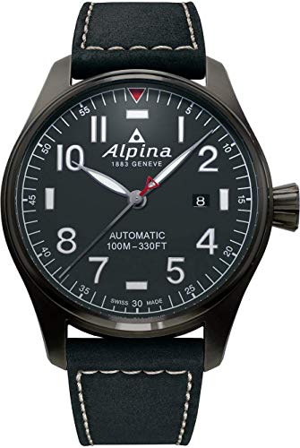Alpina Schweizer Automatikuhr Startimer Pilot AL-525G4TS6