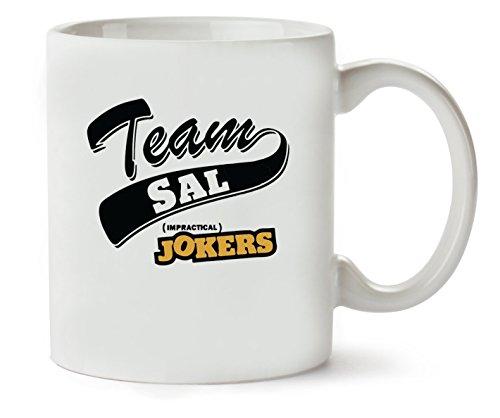 PC Hardware Store Team Sal Impractical Jokers Cool Funny Taza para Café Y Té