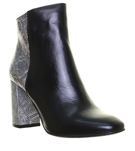 Reece Nero 4500 Boots Argento Chelsea Justin Donne dX5qa
