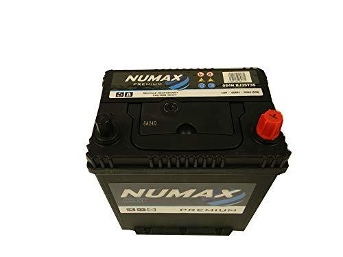Numax 054H batteria di auto 12V 36Ah