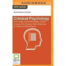 Criminal Psychology (Bolinda Beginner Guides)