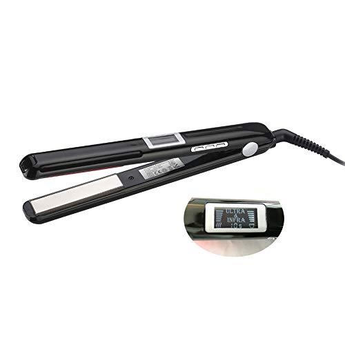 QYY LCD Cold Iron Haarpflege-Behandlung, magnetische Ultraschallvibration 2s-18s Einstellbarer Timer zur Reparatur von geschädigtem Haar zur Förderung der Nährstoffaufnahme des Haares,A
