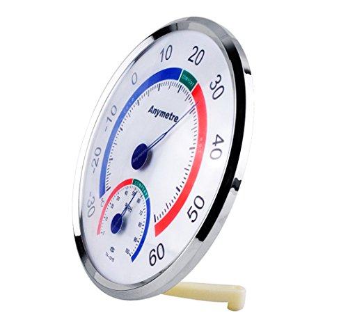Termómetro - higrómetro Temperatura / Humedad de Control de Clima en blanco...
