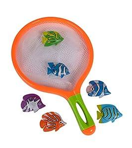 Simba 107402284Red para Pesca con Pesca