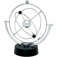 PROW® Simulation voie Lactée Annularité maquette Électronique Mouvement perpétuel Jouet Dynamique Instrument d'équilibrage Meilleur Bureau Décoration (Argent)