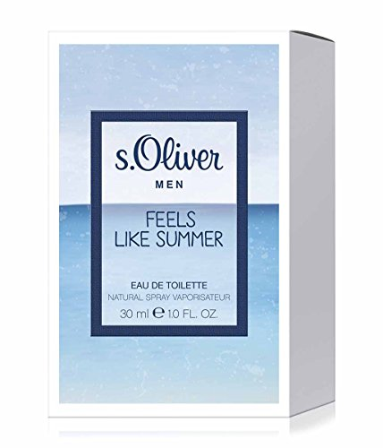 S. Oliver Men Feels like Summer Edt 30 ml