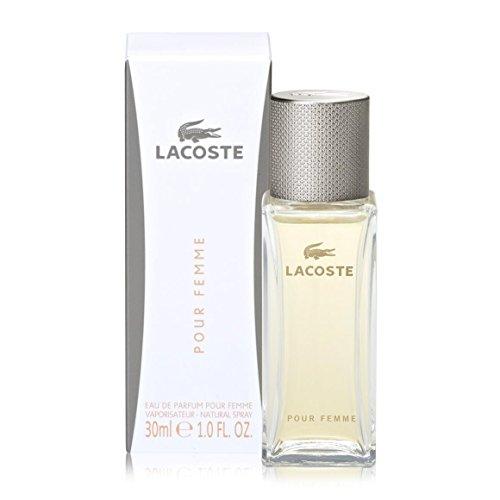 Lacoste Pour Femme femme/woman, Eau de Parfum, Vaporisateur/Spray, 30 ml, 1er Pack (1 x 30 ml)