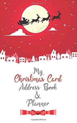 Pdf My Christmas Card Address Book Planner Faithgarciarhodes