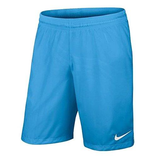 Nike Yth Laser III Nb Woven ShortPantaloni corti da ragazzo MULTICOLORE Azul Ma