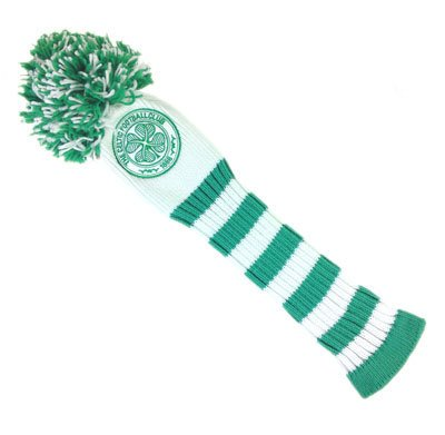 Celtic-FC-Official-Product-Golf-POMPOM-DRIVER-Headcover-Embroidery