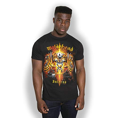 Motorhead: Inferno (T-Shirt Unisex Tg. M) [Italia]