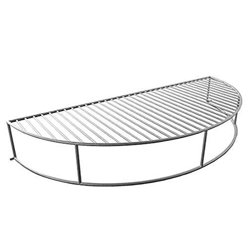 41bbenybtlL - Edelstahl Warming / Grillen / Rauchen Expansion Rack Grate - für den Einsatz mit 22,5 Zoll Wasserkocher Grill-Kohle Grillen Weber Zubehör - Cool Geschenk für ihn, Mann Geschenk