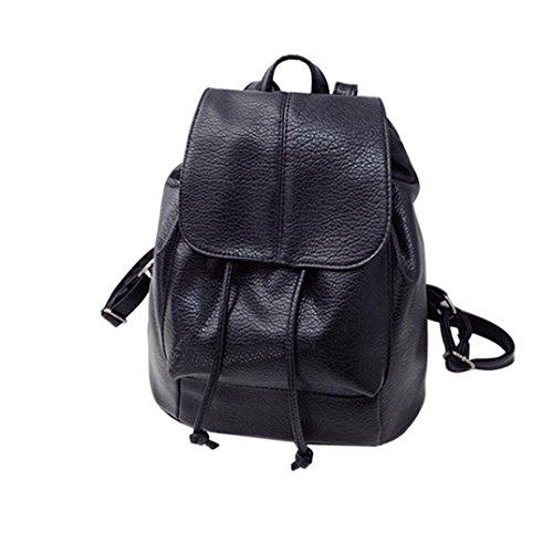 Regalo di festival, Reasoncool Borsa a tracolla in pelle pochette borsetta borsa del Tote del Hobo Messenger (Bianco)