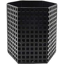 diankamin Plus cesta quemador de pellets para chimeneas y termocamini hexagonal kg 2.8
