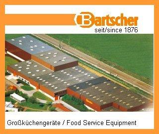 Bartscher A150107 Fritteuse 3250 W Chrom