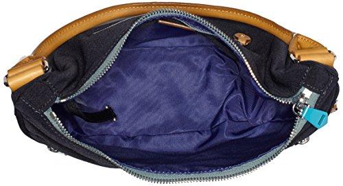 Kipling Easy Monday, Sacs portés épaule Bleu (Urban Blue)