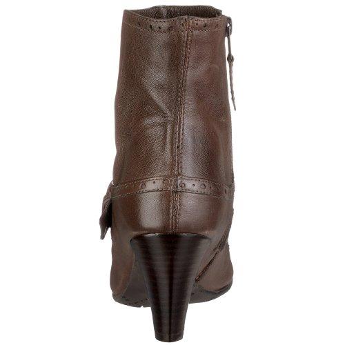 Belmondo 822809/U, stivali da donna in acciaio inox Grigio (Grigio (Taupe))