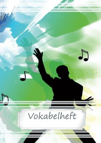 Preisvergleich Produktbild Vokabelheft DIN A5: 70 Seiten liniert, zweispaltig (Motov-Vokabelhefte)