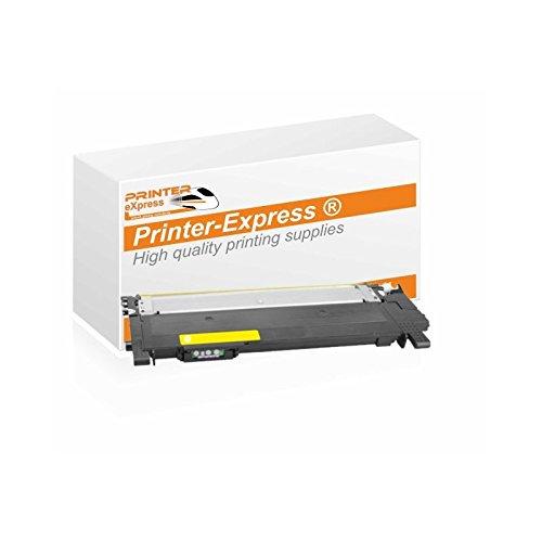 Preisvergleich Produktbild Printer-Express XL Toner 1.000 Seiten ersetzt Samsung C-430, C-480 Serie, CLT-Y404S/ELS, CLT-Y404S, Y404S für Samsung Xpress C430 C430 W C480 C480 FN C480 FW C480 W Drucker gelb