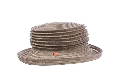 Mayser Bella Chapeau de paille - Beige - Medium
