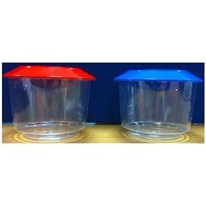 Signal plastics fish bowl pet supplies for Fish bowl amazon