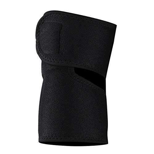 Wallfire Direct Adult Sports Elbow Support Brace, One Pair Unisex Elbow Guard Protector for Sports Roller-Skating, Riding,Tennis,Crossfit,Basketball