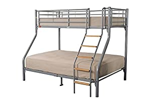 Sweet Dreams Thor Metal Triple Bunk Bed