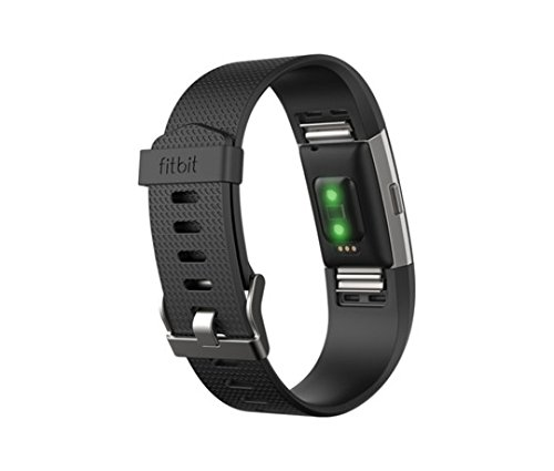 Smartband Fitbit Battito cardiaco + attivit?â?á FB407SBKS-EU