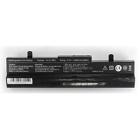 Batería Compatible Color Blanco Para ASUS EEE PC 1001 EEEPC EEPC de PILA Nueva