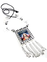 Oxidised German Silver/fashion/Antique/NEW Design Jewellery PADMAVATI Necklace Set For Women And Girls