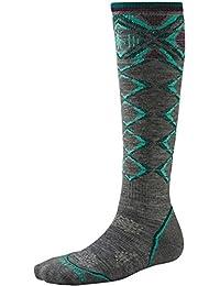 Smartwool Damen Socke PHD Ski Light Women'- Socken, Größe M, Grau