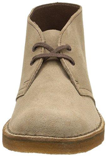 Clarks Originals Stivali Desert Boot, Donna Wolf