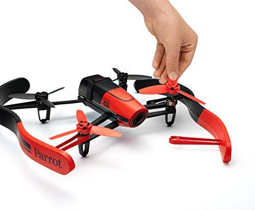 Parrot Bebop Drohne rot - 8