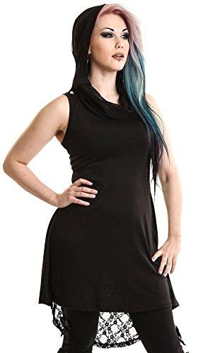 Vixxsin -  Vestito  - Donna Nero