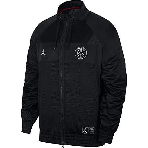 AIR JORDAN Paris St-Germain Jacke Herren schwarz, XL